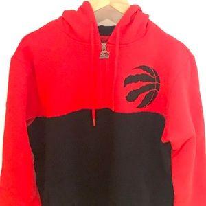 NWT Starter Toronto Raptors Men's Hoodie